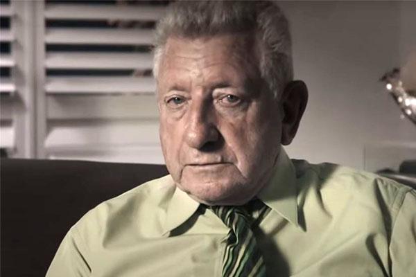 Innocent man's 39-year wait for exoneration