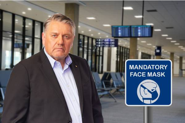 Article image for Ray Hadley says it's time to shut the border to South Australia