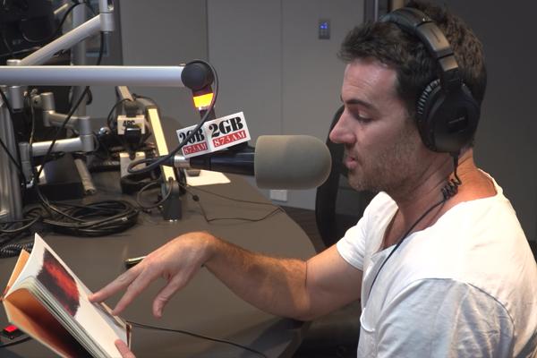 Helpless as homeland burns, Aussie actor puts pen to paper