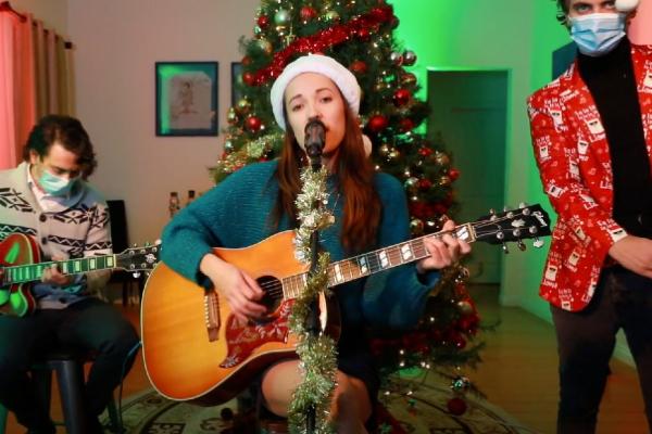 Emily Coupe's Quarantine Christmas