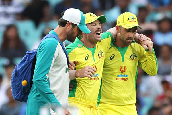 Article image for 'It's pretty bad': Candice Warner illuminates husband's injury concerns ahead of first Test