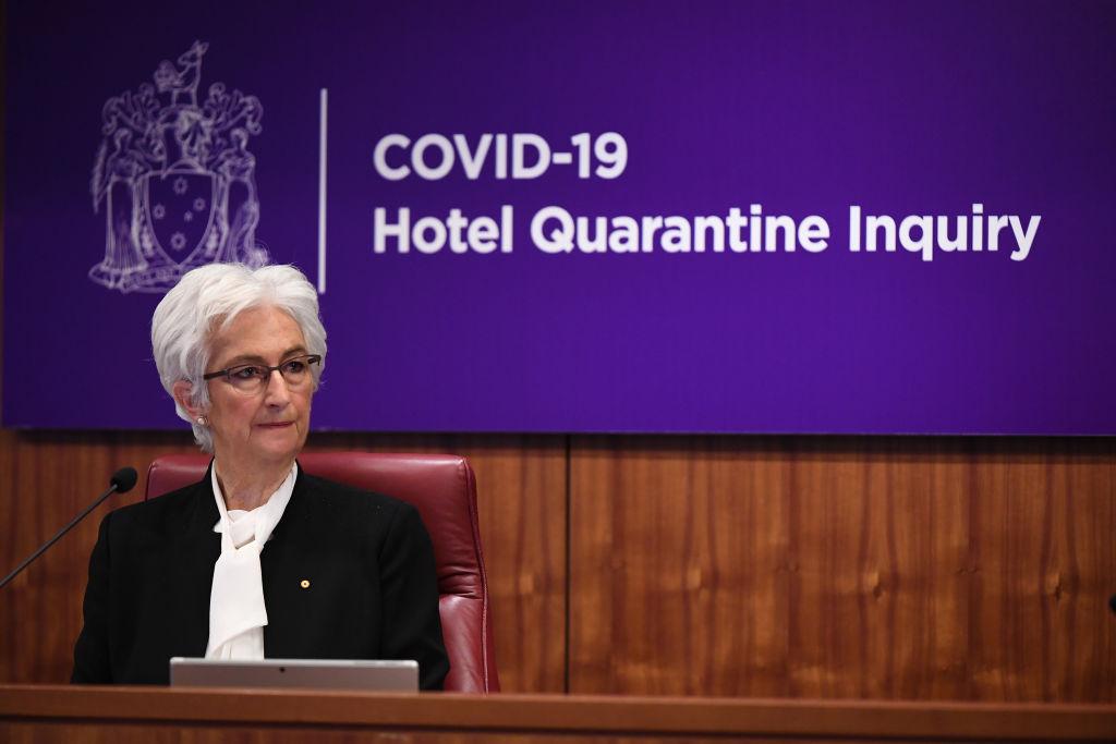 Calls for Victorian Premier's resignation after hotel quarantine inquiry