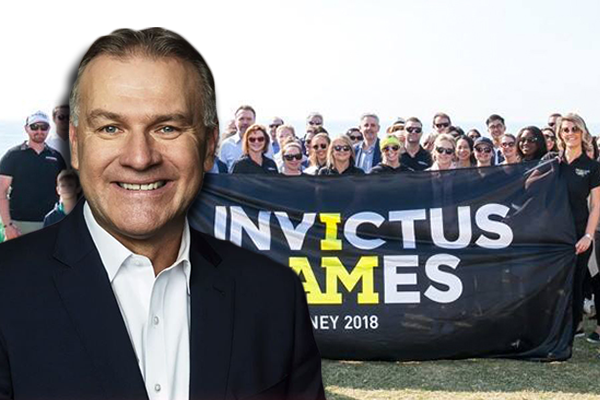 Article image for Invictus athletes receive early Christmas gift from the Queen