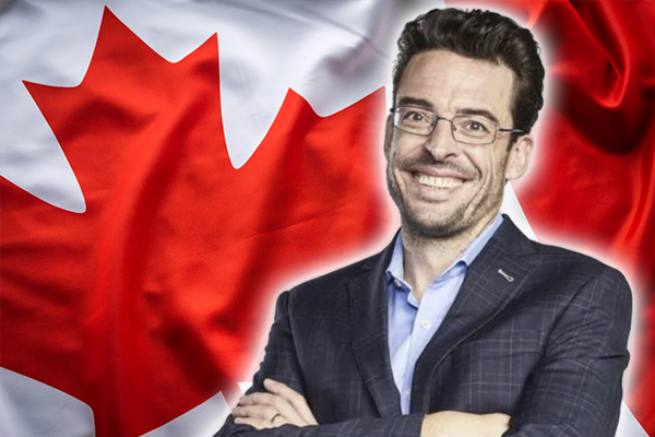 Article image for Joe Hildebrand confesses truth behind his Canadian connection