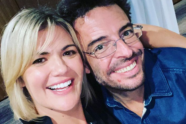 Article image for Joe Hildebrand's weird secrets exposed on air by former 'desk buddy'