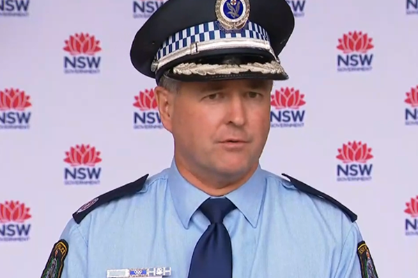 Article image for NSW Police Force ramp up for 'safe and enjoyable' New Year's Eve