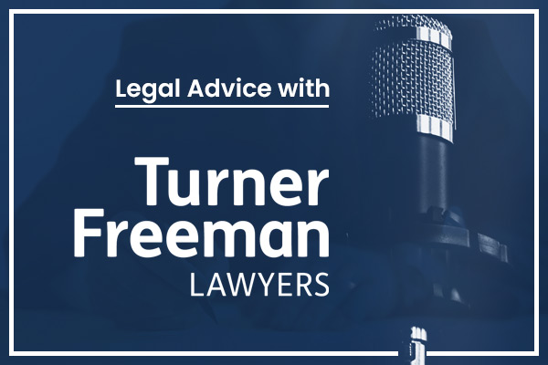 Article image for Legal advice with Turner Freeman: Workers' compensation