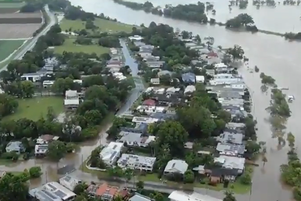 Article image for Recovery effort to continue into 2021 after wild weather lashes the north