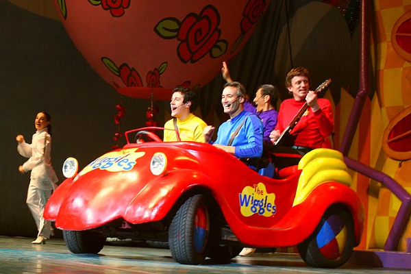 The Wiggles at the forefront of kidutainment
