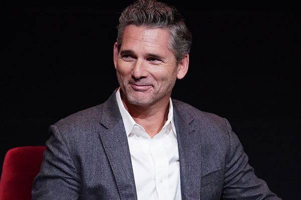 Article image for The first thing Eric Bana did when Melbourne's lockdown ended