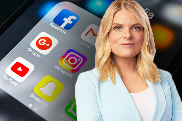 Article image for 'Thank God!': Erin Molan brought to tears by world-first penalties for trolls