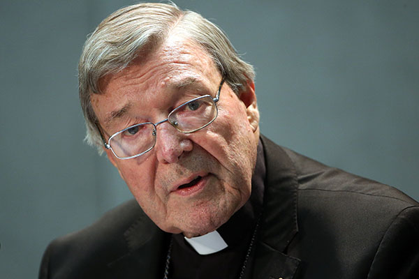Is there truth to George Pell's claims the Vatican planned to 'destroy' him?