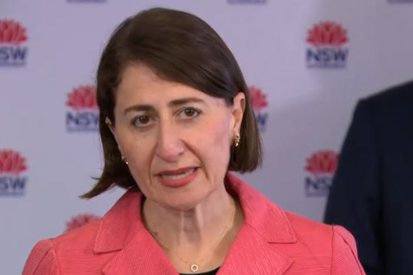 Article image for NSW Premier reveals NYE restrictions