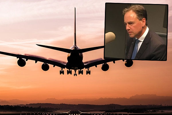 Article image for The plan for international travel in 2021: Health Minister