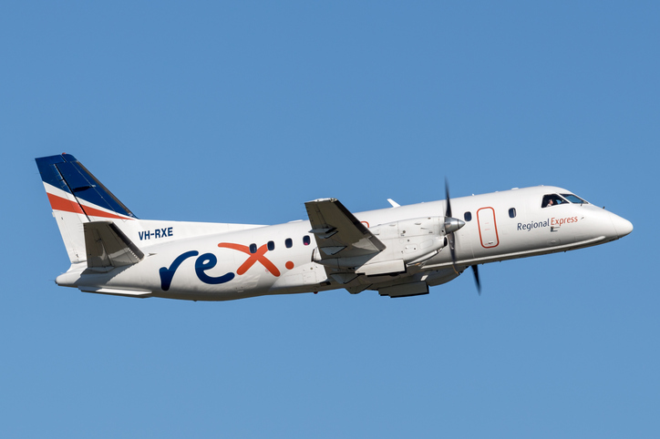 Rex Airlines condemns 'utterly false' reports of hiring foreign pilots