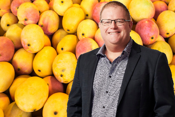 Article image for Mark Levy's latest hot take a first for celeb chef