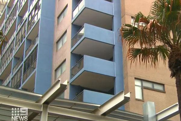 Article image for Rate hike for defective Mascot Towers apartments 'bordering on criminal'
