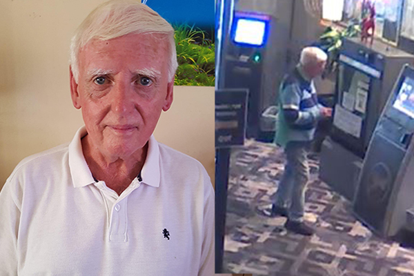 Article image for CCTV released in suspicious death of Sydney grandfather