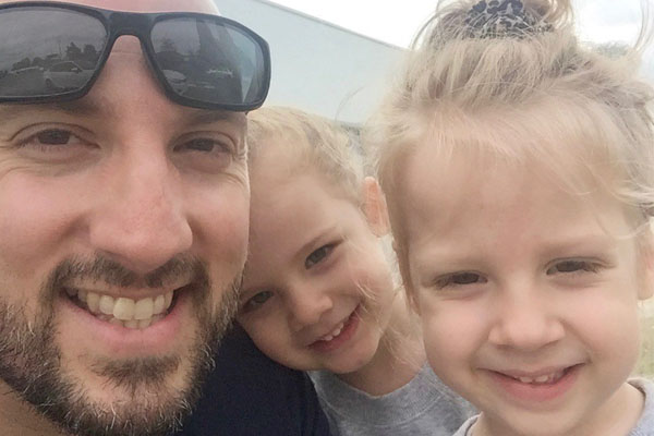 Article image for NSW Police Sergeant dead, leaves behind 3yo twin daughters