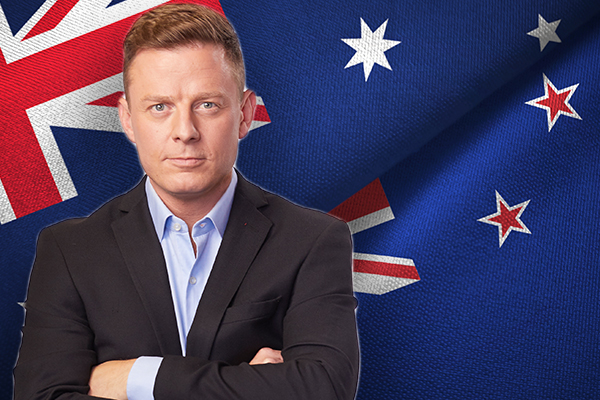 Article image for Ben Fordham slams NZ's 'cheap shot' at Australia over China relations