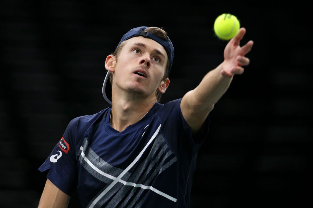 Article image for A day in the life of an Australian Open player