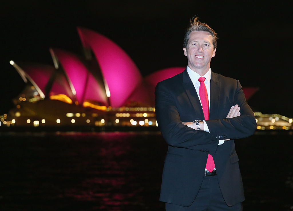 Article image for Glen McGrath opens up about care nurses ahead of Pink Test