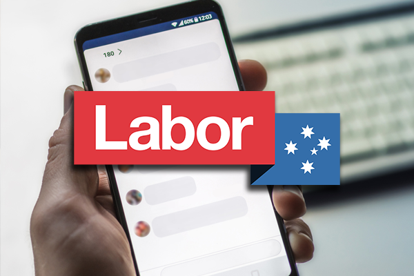 Article image for Controversial tweet a 'maturity test' for Labor Party amid internal backlash