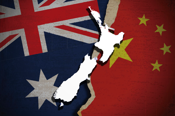 Article image for Jim Wilson calls out NZ's 'concerning silence' amid China comments