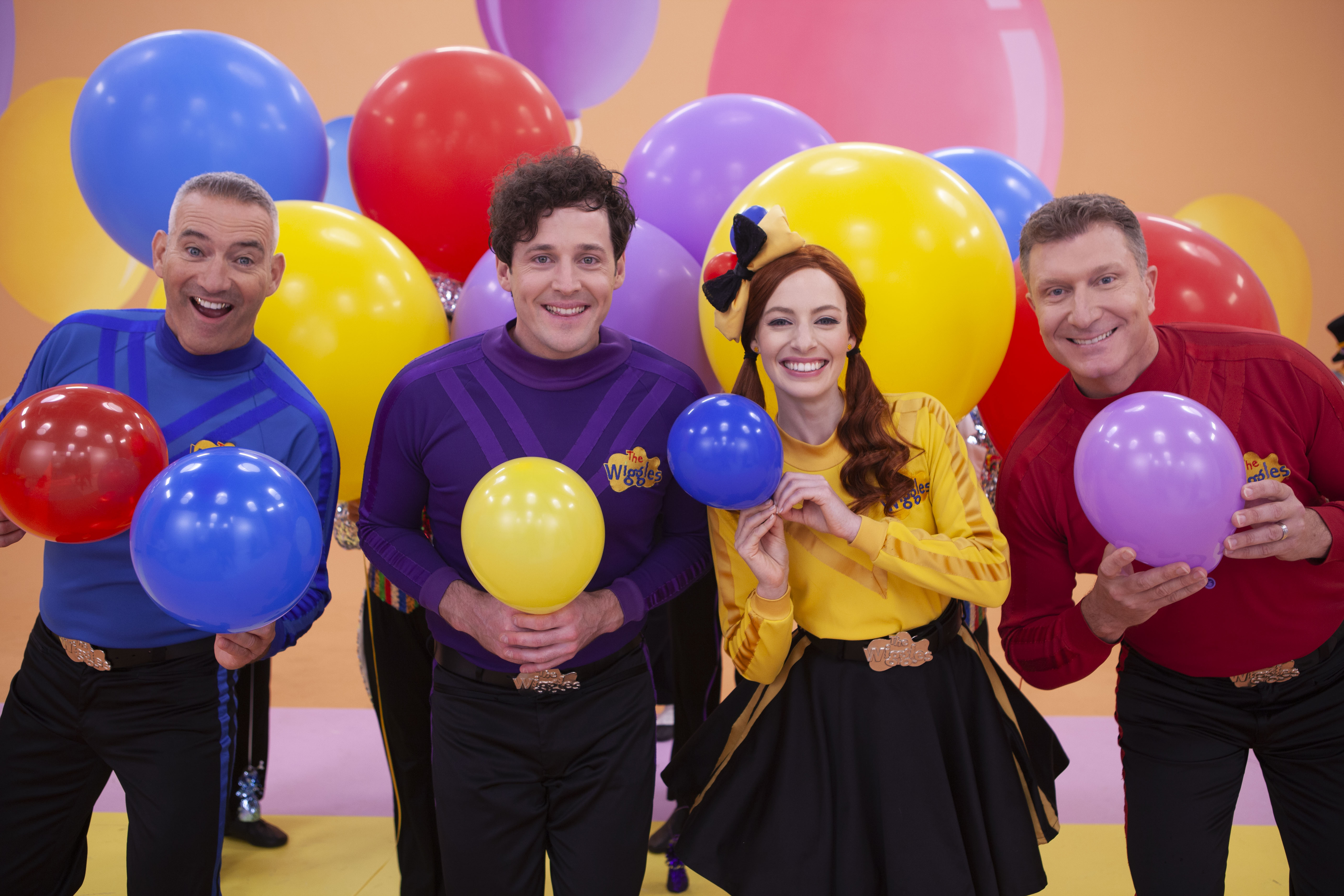 The Wiggles celebrate 30 years