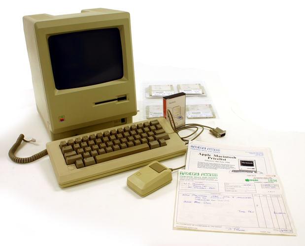 Anniversary of the Apple Mac