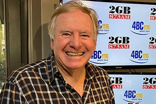 2GB host Graham Ross 'thrilled' by Australia Day honour