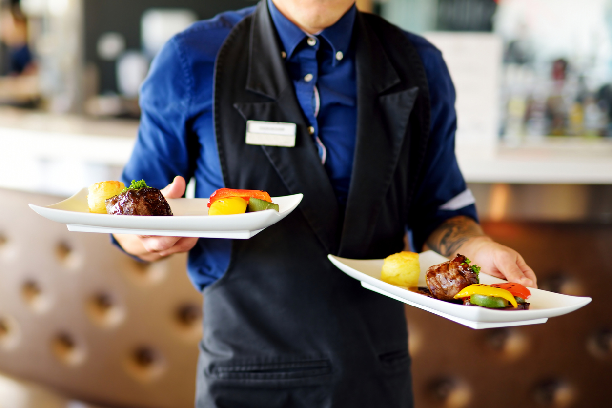 Handout's unforeseen challenge for the hospitality industry