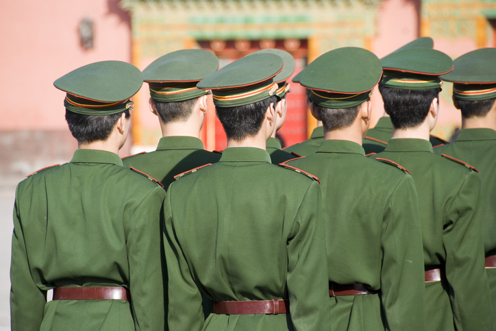 Expert warns Chinese development could develop to 'full-blown military crisis'