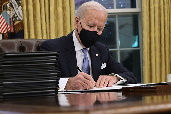 Article image for What Joe Biden's presidency will mean for the world