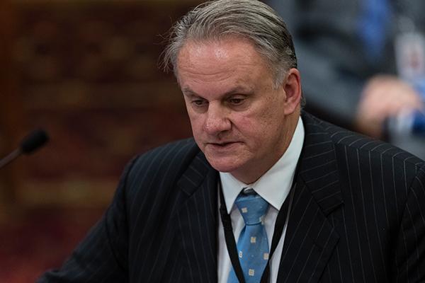 Mark Latham accused of 'scaremongering' in domestic violence debate