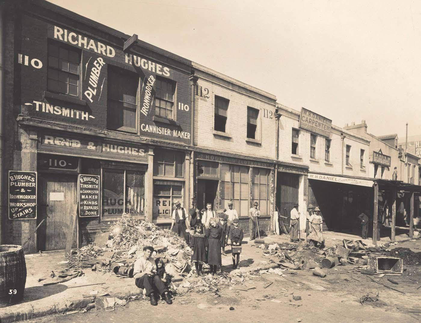 Bubonic Plague in Australia