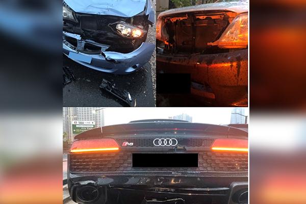 Article image for Wilbur 'the traffic guy' involved in Harbour Bridge crash