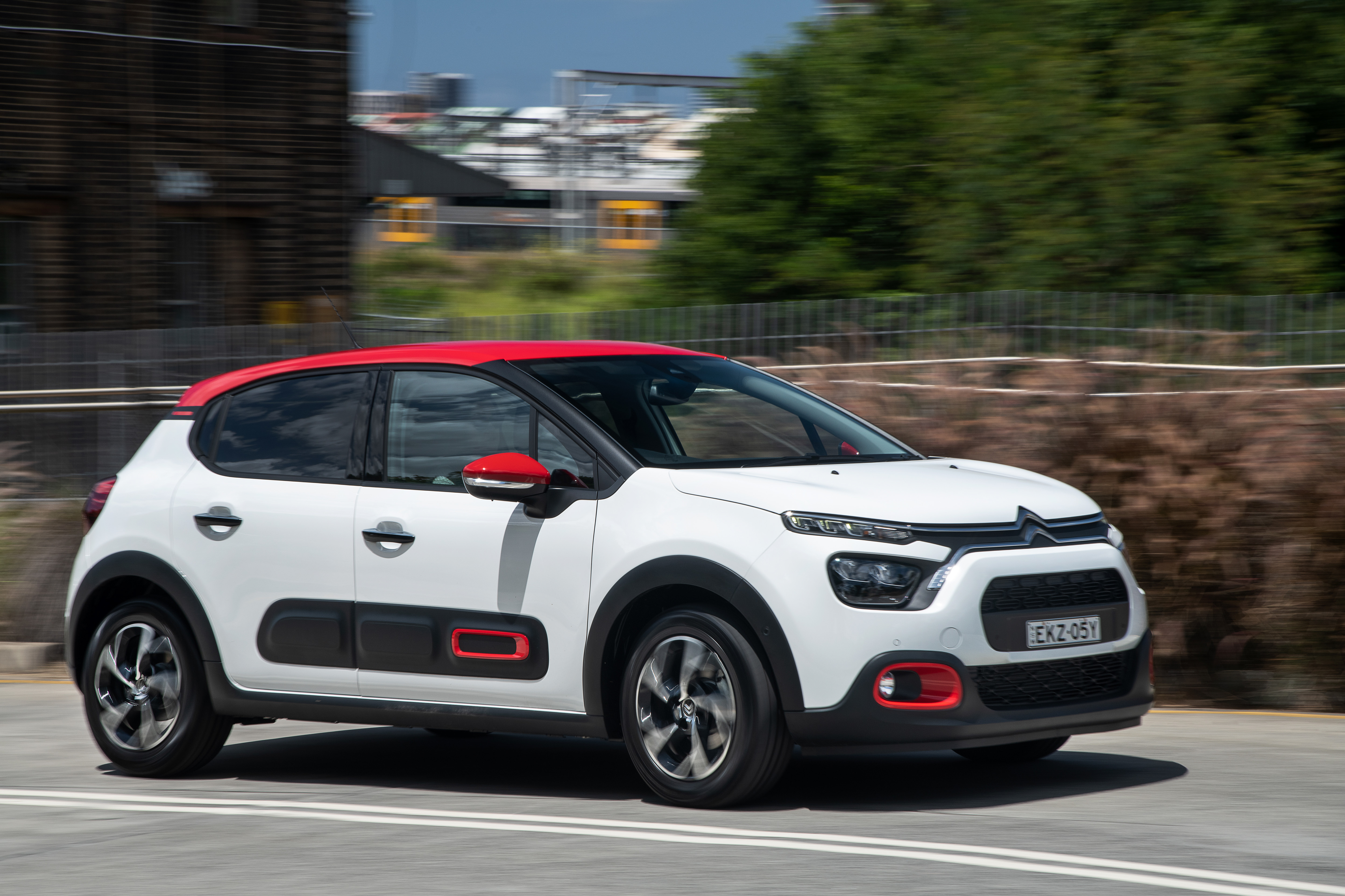 Citroen gives its small C3 hatch a mid-life update with more standard features