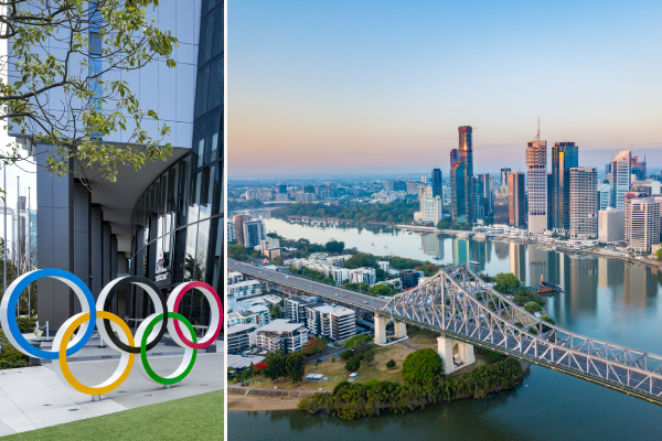 Article image for Brisbane 2032 'a nice big carrot' for young Olympians-in-training