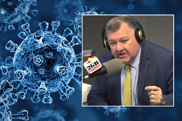 Article image for GPs join barrage against 'silly' Craig Kelly's coronavirus comments