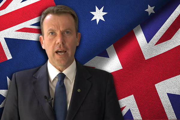 Article image for 'Another protectionist ploy': Climate tariffs drive wedge in Australia-UK relationship