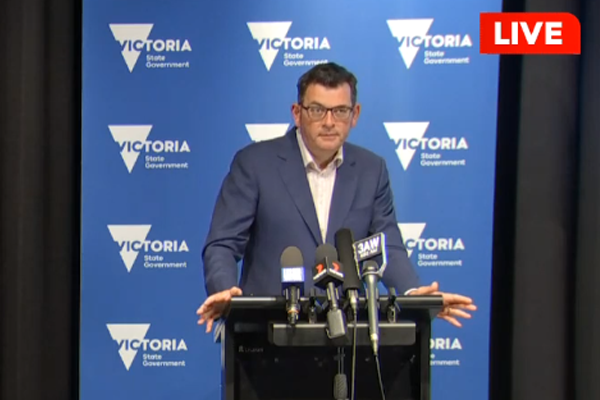 Daniel Andrews' boasts 'come back to bite him' as Victoria enters new lockdown