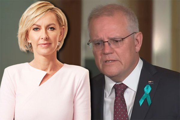 Article image for Deborah Knight defends PM's controversial comments over Parliament sexual assault