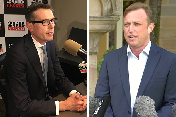 NSW Treasurer proposes payment plan for 'disappointing' Queensland government