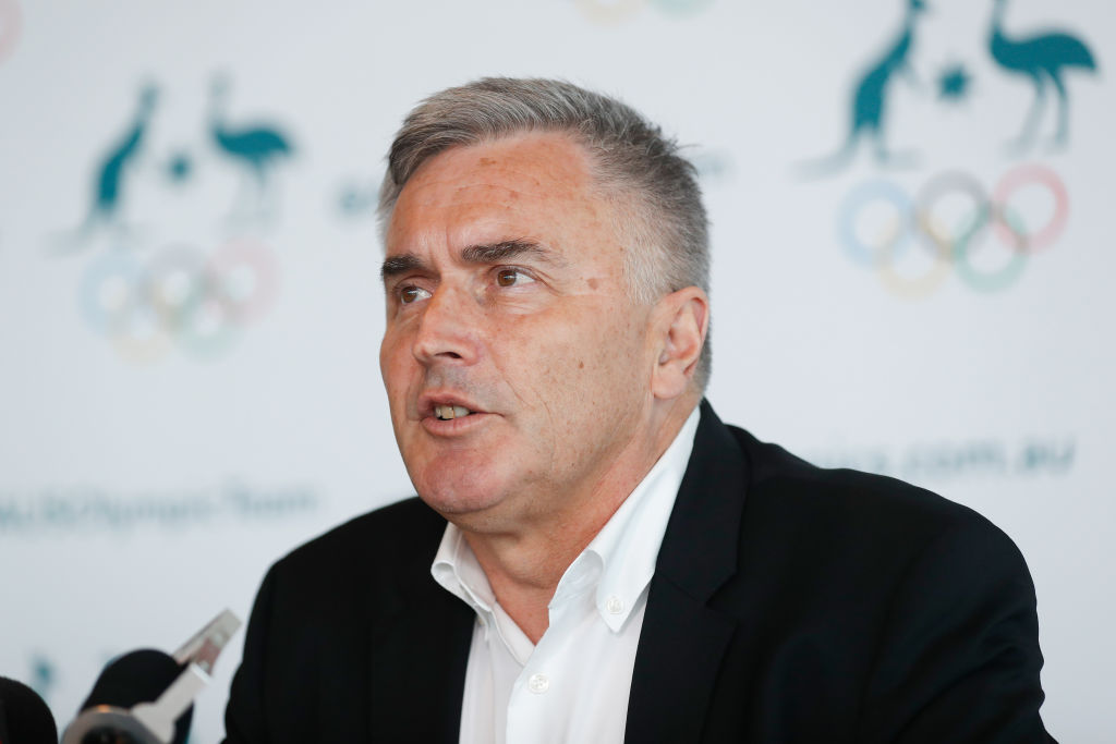 Australian Chef de Mission committed to a 'different' Tokyo Olympics