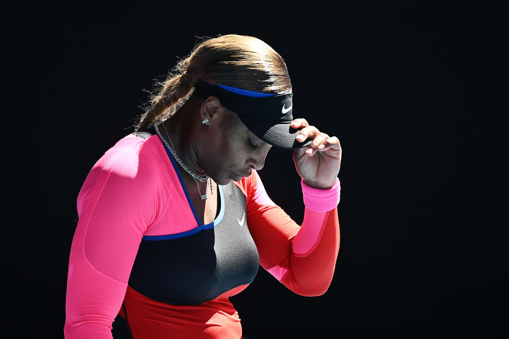 Will Serena Williams be seen in Australia again?