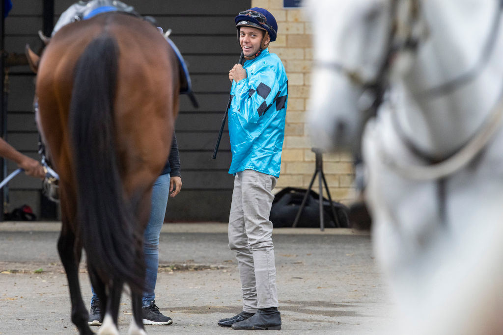 Home-cooked meals a recipe for success in Andrew Adkins' return to the saddle