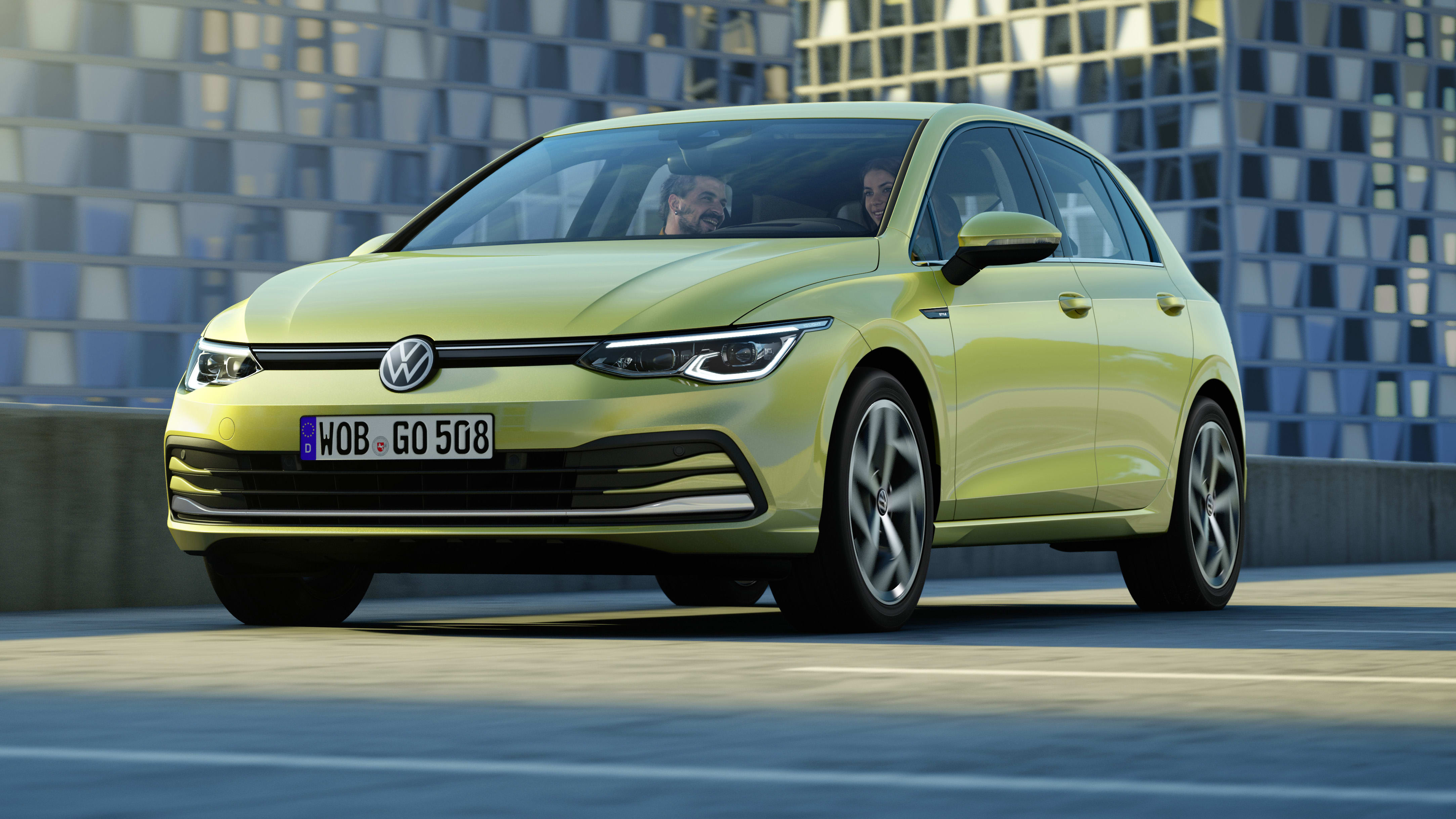 New generation Volkswagen Golf just around the corner with refined looks, more tech and added safety but with hefty price increases.