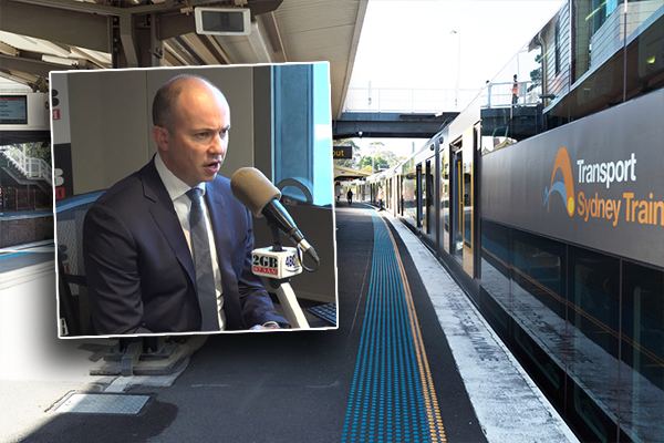 Article image for 'I'm not going to apologise': NSW MP denies pork-barrelling of train station upgrades