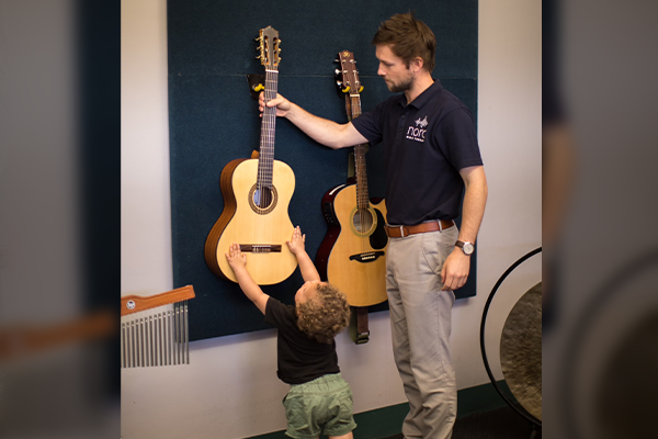How music therapy 'resets' mental health of kids and adults alike